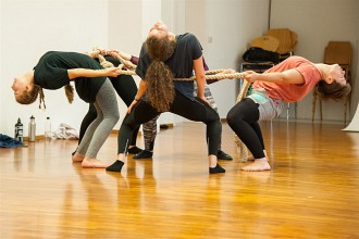 Workshop James Wilton Dance © Stefan Hauer
