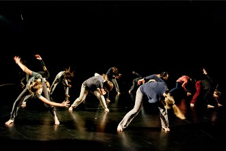 James Wilton Dance & Junges Ensemble Vorarlberg © Stefan Hauer